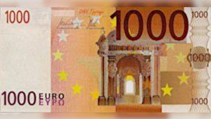 1000 Euro Belohnung!